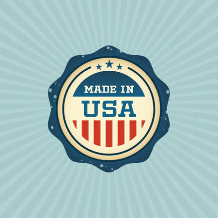 made in the usa: Made in usa label