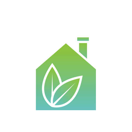 eco home: Eco home Illustration