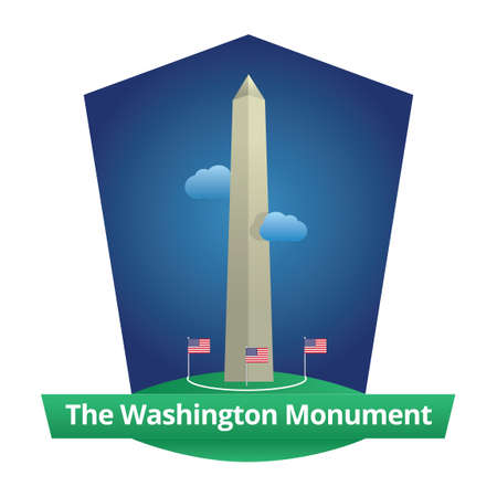 washington monument: The washington monument