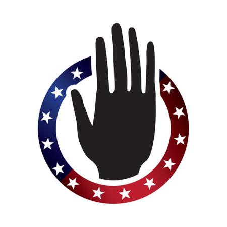 nonverbal: Hand gesture