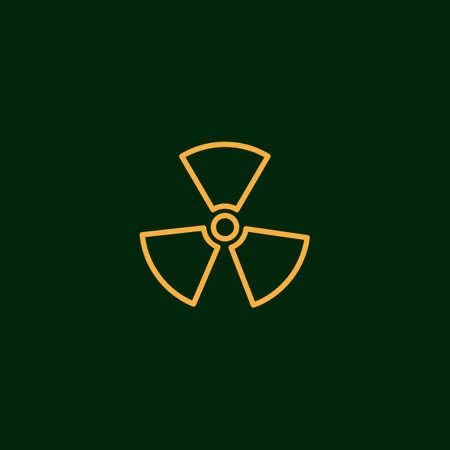 hazard symbol: Hazard symbol