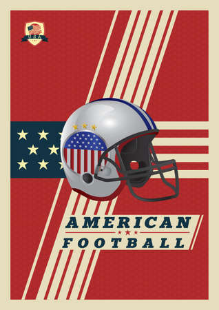 poster design: American football poster design