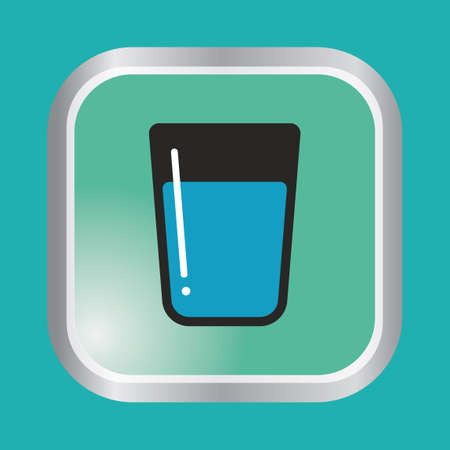 quench: Glass of water