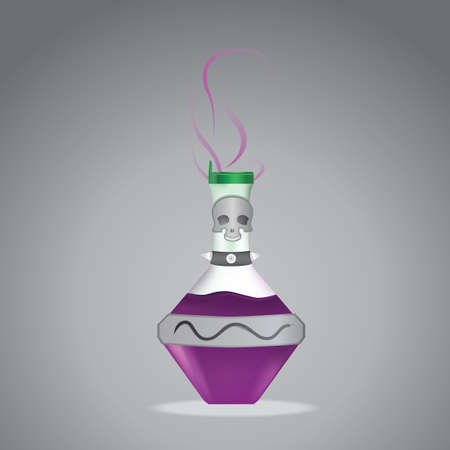 magic potion: Magic potion Illustration