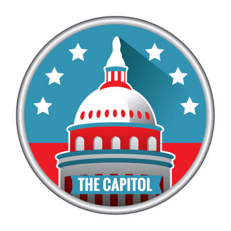 the capitol: The capitol Illustration