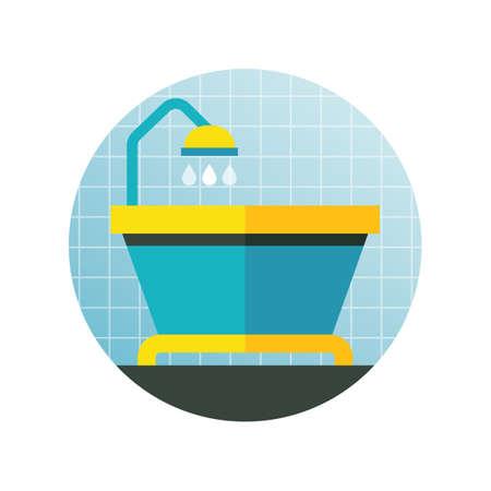 fixture: Bathtub