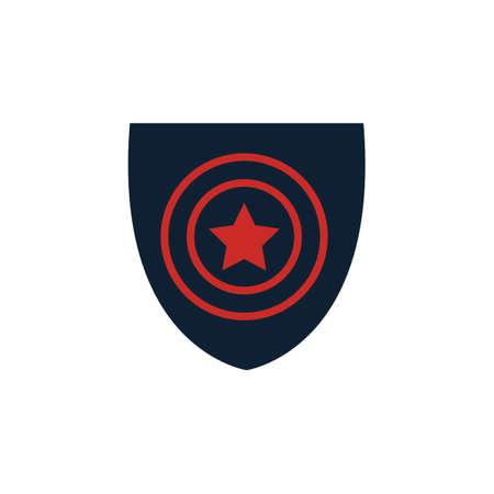 별: Star badge 일러스트