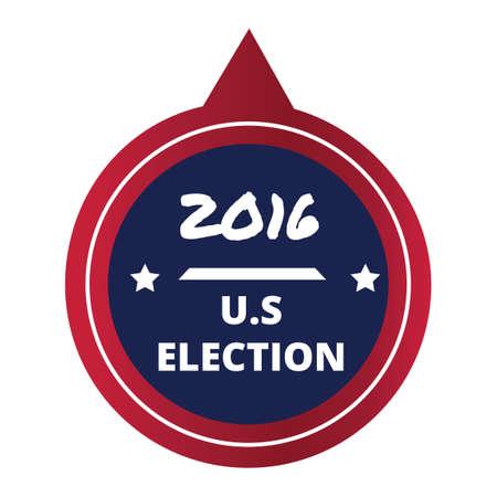 USA election label