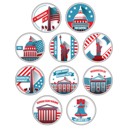 supreme court: Set of us government labels