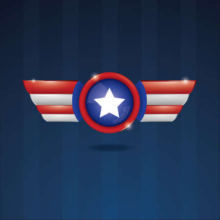 airforce: Air force star symbol
