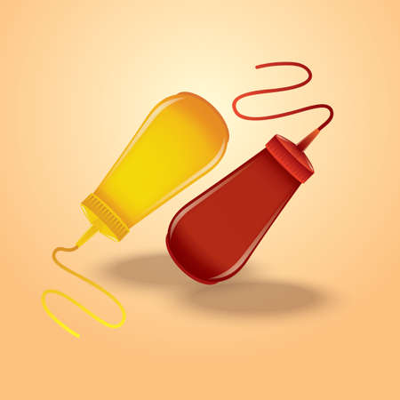sauce: Sauce bottles