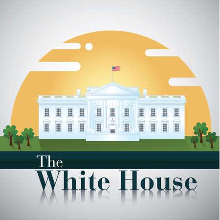 white house: The white house wallpaper