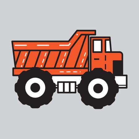 dumper: Dumper Illustration