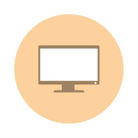 monitor: Monitor Illustration