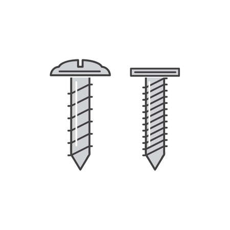 screws: Screws Illustration