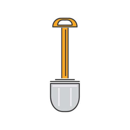 constructing: Shovel
