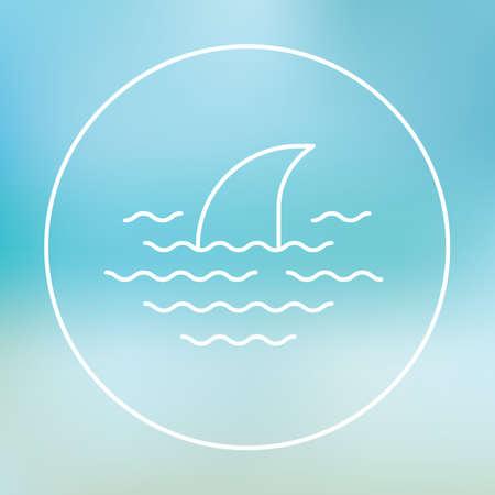 shark fin: Shark fin