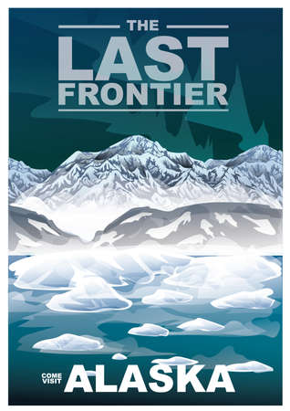 come: Last frontier poster