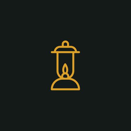 travel burner: Lantern