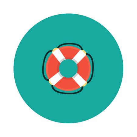 lifebuoy: Lifebuoy Illustration