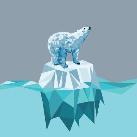 frigid: Polar bear