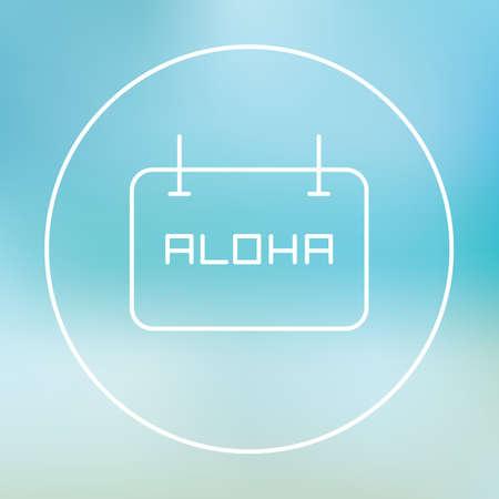 Aloha board