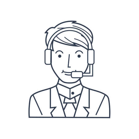 customer: Customer service executive