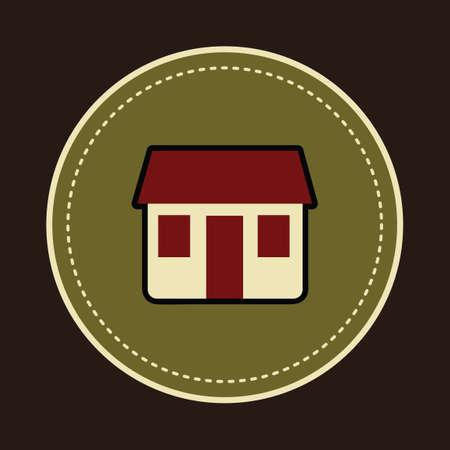 built structure: House
