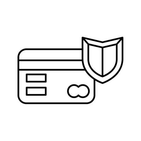 creditcards: Bankingcardwithshield