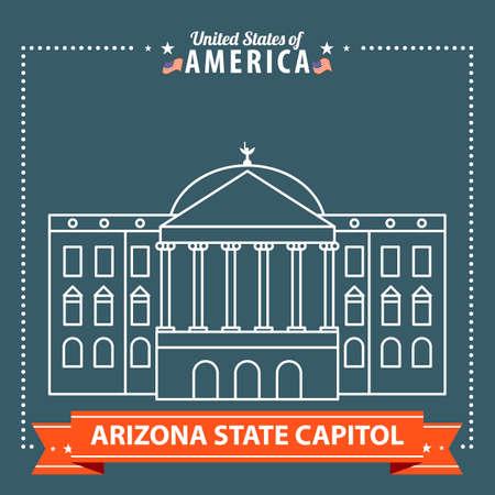 state of arizona: Arizona state capitol
