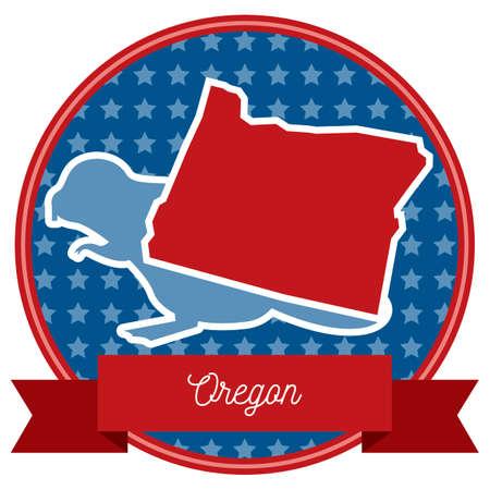 oregon: Oregon state
