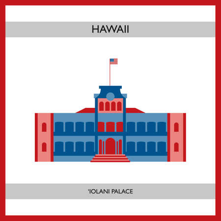 famous star: Iolanipalace