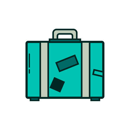 getaways: Suitcase