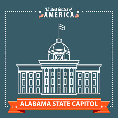 alabama state: Alabama state capitol