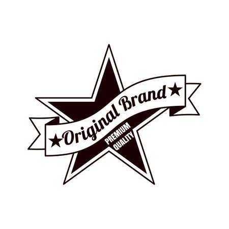 original: Original brand label
