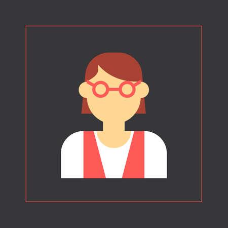 girl: Girl Illustration
