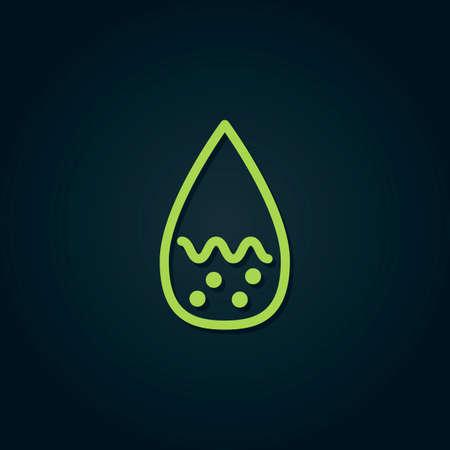 waterdrop: Waterdrop Illustration
