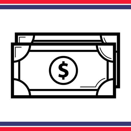 salarios: Dollarnote