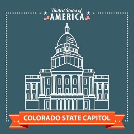 colorado: Colorado state capitol