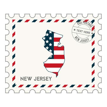 philately: Newjerseypostagestamp