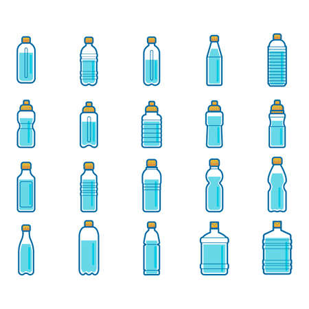 quench: Collectionofwaterbottles