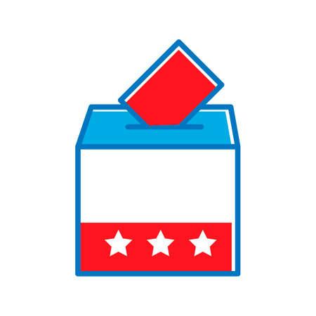 polls: Ballotbox Illustration