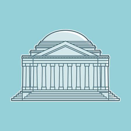 jefferson: Thomas Jefferson memorial
