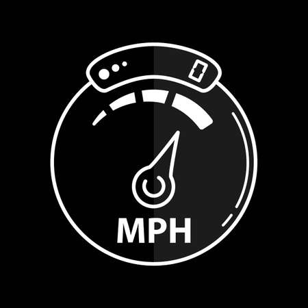 mileage: Speedometericon