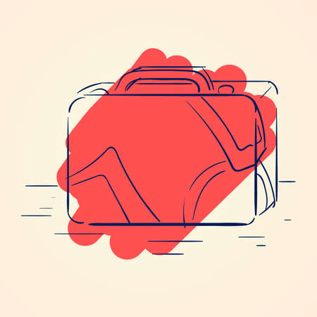 sightseeings: Suitcase