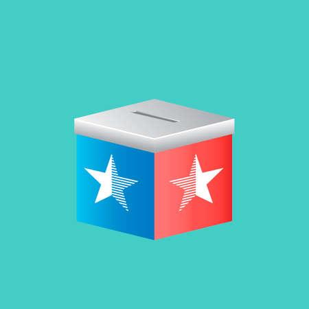 polls: Ballot Illustration
