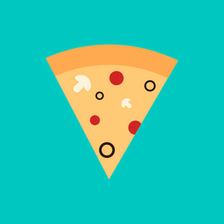 cheesy: Pizzaslice