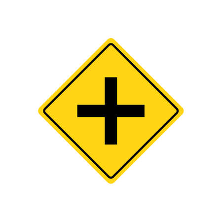 roadsigns: Crossroads sign