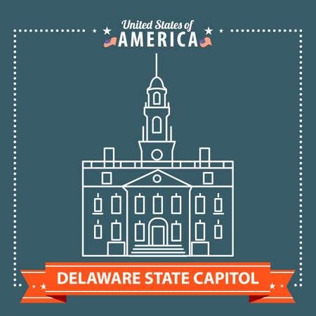 delaware: Delaware state capitol