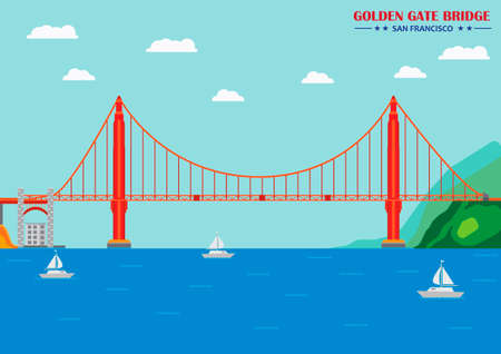 francisco: Golden gate bridge, San Francisco